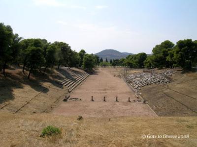 Stadion of Epidaurus