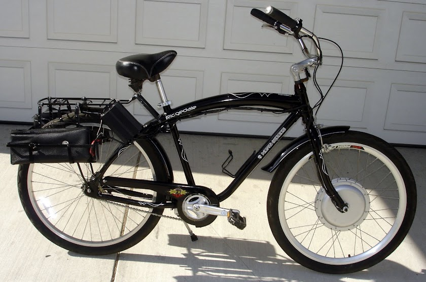 Electric Bicycle Conversions