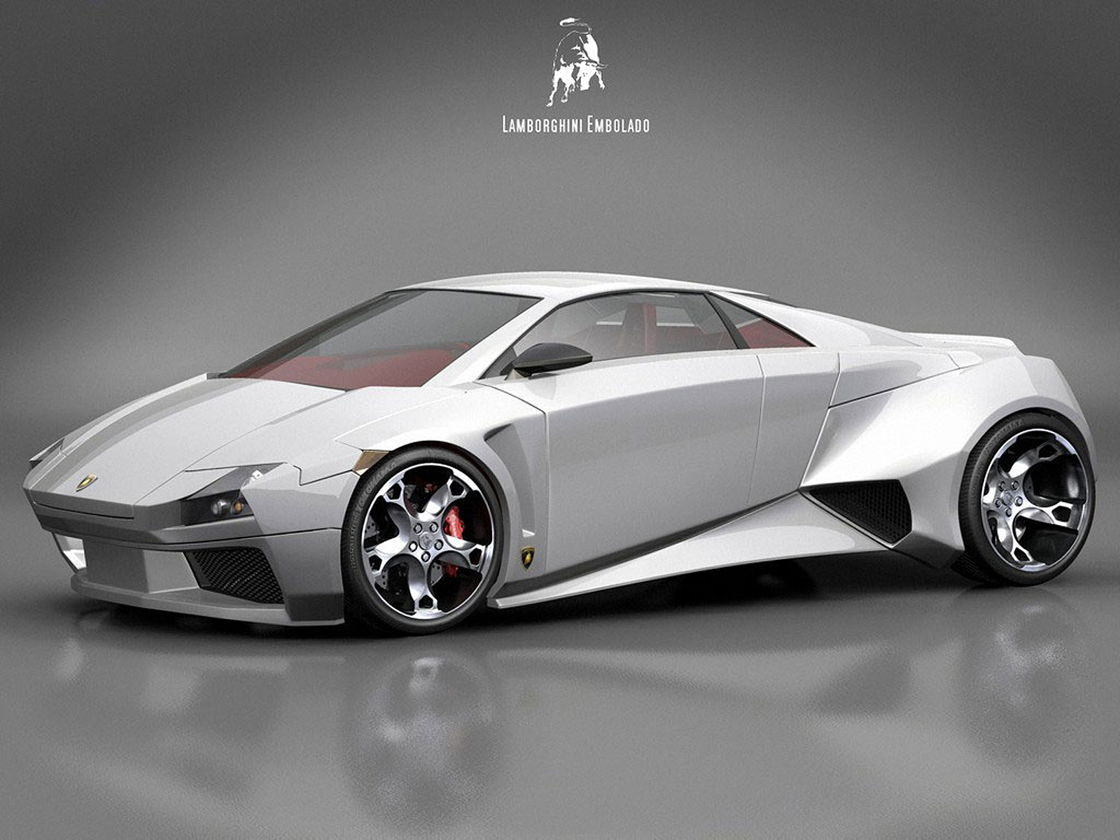 Lamborghini Embolado Blueprints