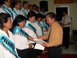 Pelantikan Pemimpin Kelompok Sel