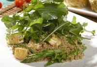 Ensalada De Quinua Y Tofu