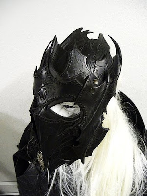 Unique Bad-Ass Dark Elf Armor Seen On www.coolpicturegallery.us