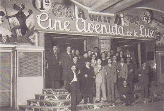 El más extraño cine de barcelona