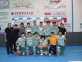 Juniores Masculinos *Campees Distritais*