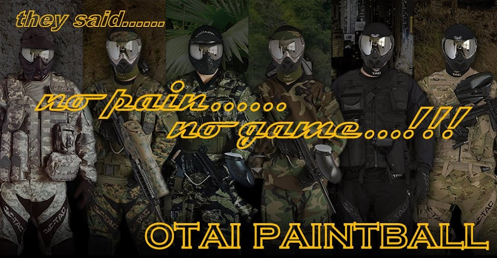 Otai Paintball
