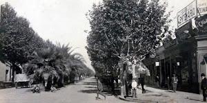 Mendoza y sus calles.