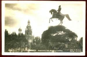 Actual Plaza San Martín.
