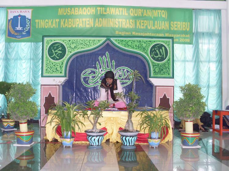 MTQ tk Kabupaten Th. 2009