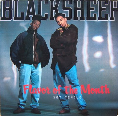 Black Sheep - Flavor of the Month [VLS] (1991)
