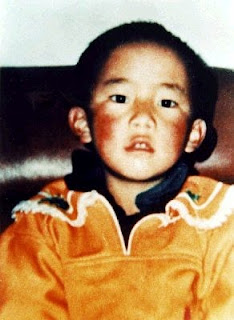 The 11th Panchen Lama, Gedun Choekyi Nyima, abducted by the Han Chinese and never seen again