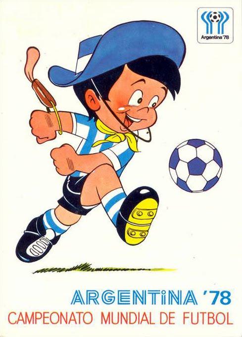 the vintage football club  argentina 78  coupe du monde