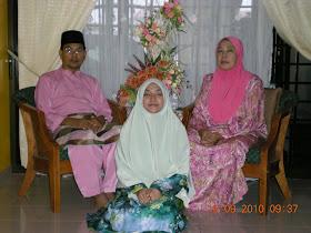 أحبّ أمّي وأبي