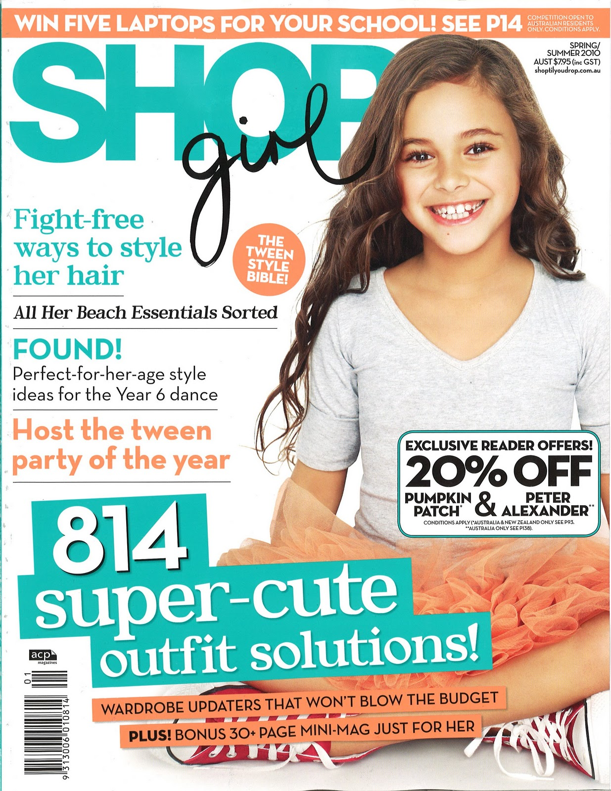 Magazine it s like shop 4 kids and is full of super cool fashion