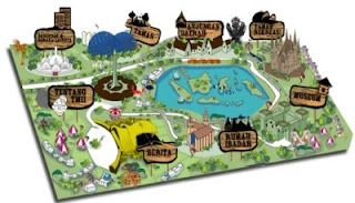 Indonesia Travel Guide: Taman Mini Indonesia Indah (TMII ...