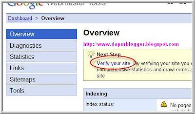 meta tag google
