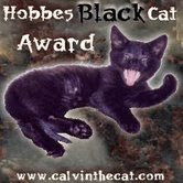 Calvin & Hobbes Black Cat Award