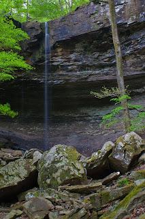 Long Pool Falls