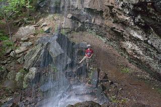 Mt. Nebo Falls