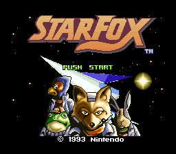 Star Fox - Super Nintendo