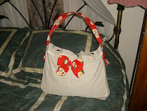 Purse from Placemats
