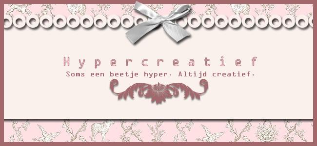 hypercreatief
