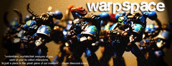 Warpspace