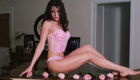 oksana grigorieva Mel Gibson's Actual Girlfriend
