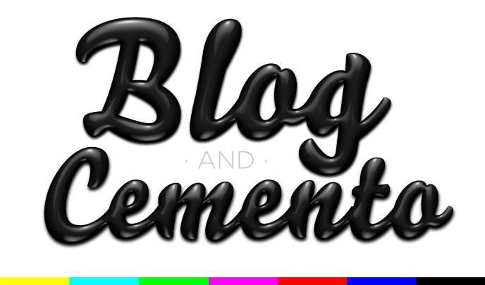 Blog & Cemento