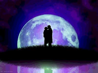 beso-bajo-la-luna