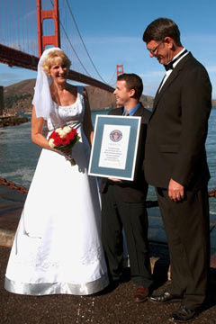 Quigley's Cabinet: Big weddings