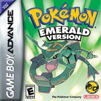 [GBA] POKEMON EMERALD with VISUAL BOY ADVANCED Emerald