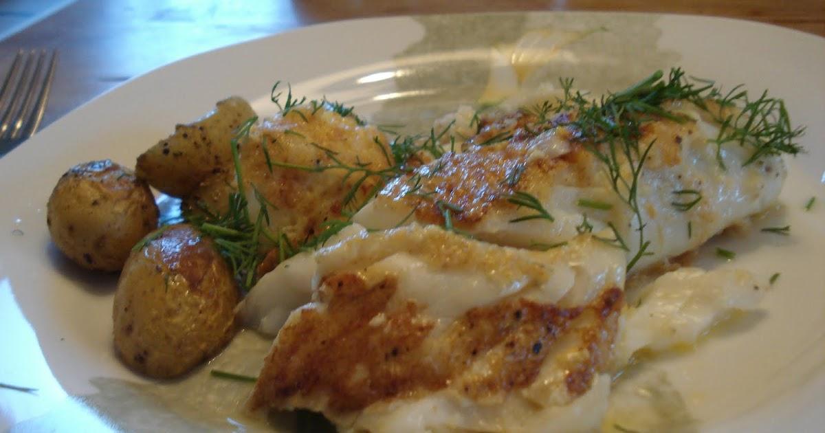 Треска с картошкой на сковороде рецепты