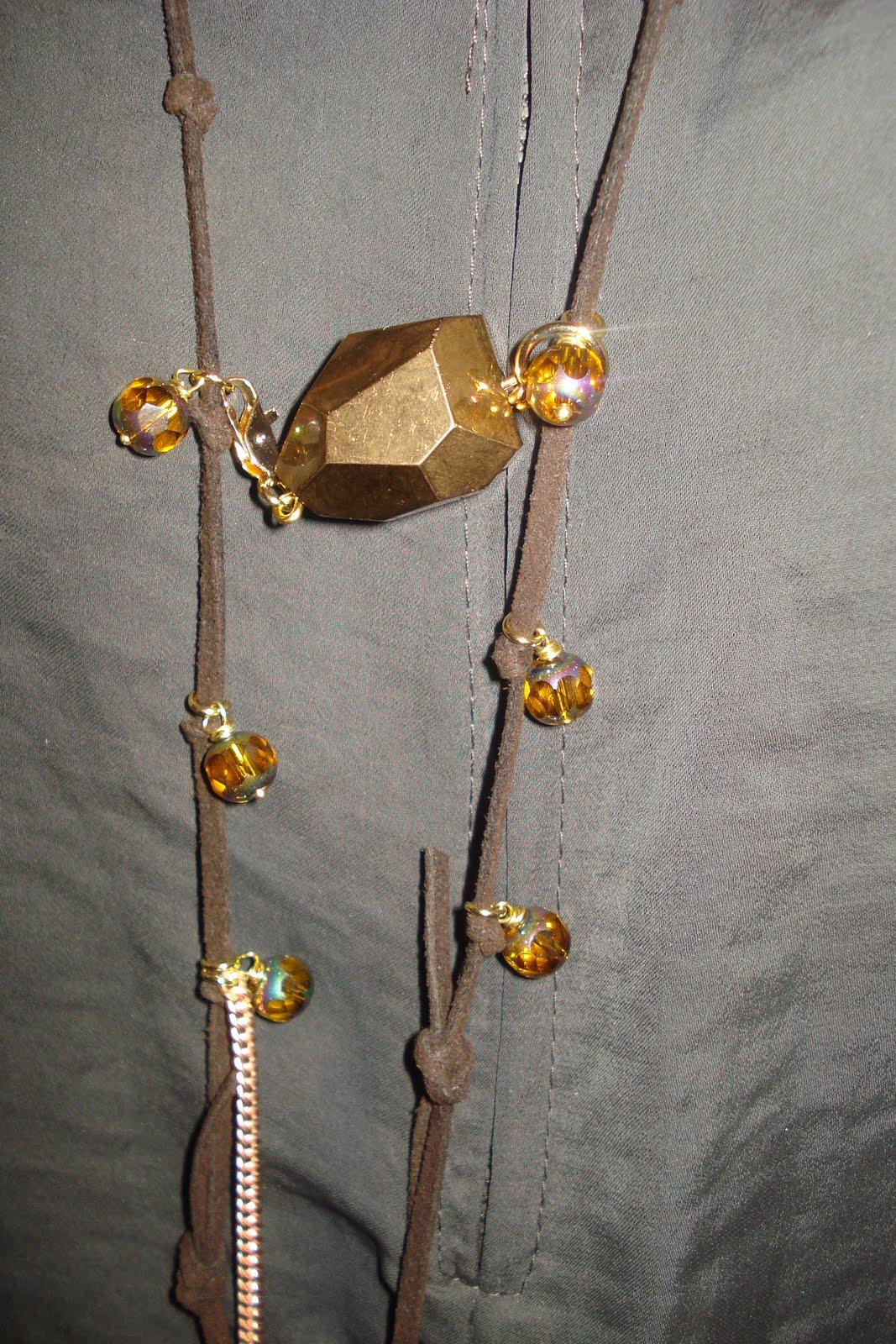 Fennimas Jewelry: One Necklace, Five Different Ways to Wear!