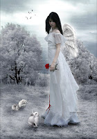 Picture of Angel and the Rabbits