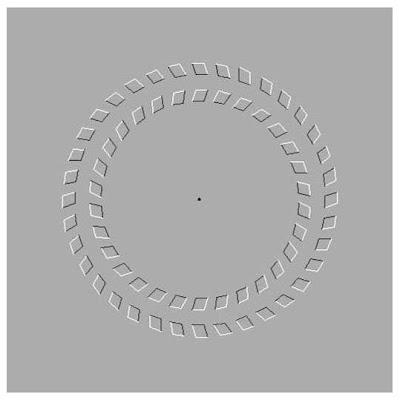 Rotating Circles