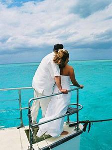 за сватбата