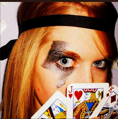 lady gaga poker face makeup. Gaga poker julieg lady