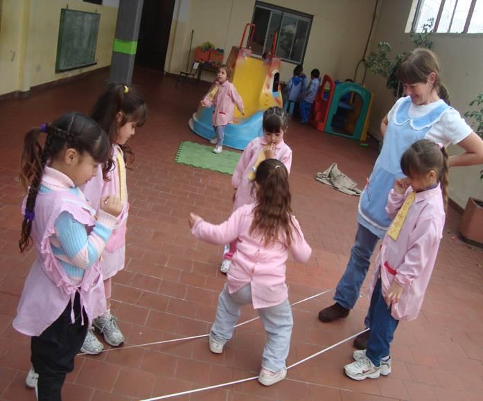Educacion3df: El Patio: un lugar de Encuentro, de ...