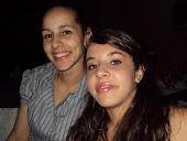 Eu e minha filha Raynara