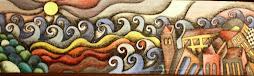 Tempera su legno