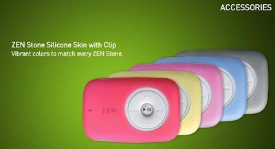 Creative Zen Stone Skin