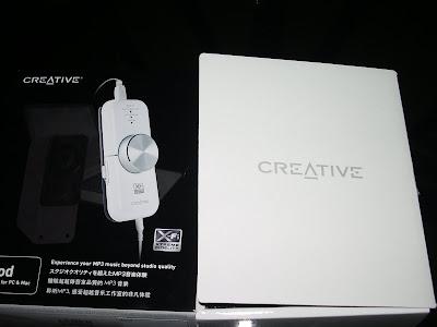 Creative X-Fi Xmod