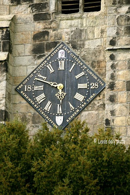 Kildwick Church Clock