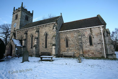 St Oswalds Church Collingham
