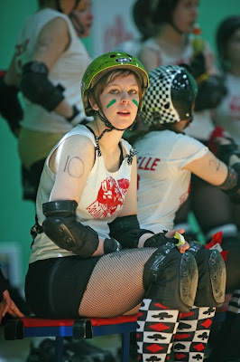 Roller Girl Leeds