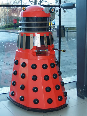 Dalek National Media Museum Bradford