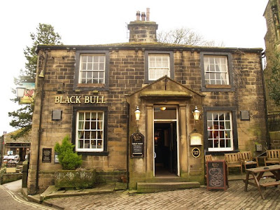 Black Bull Public House Haworth