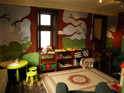 Childrens Play Area Abbey House Museum Kirkstall Leeds