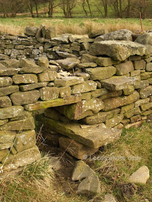Dry Stone Wall Haworth