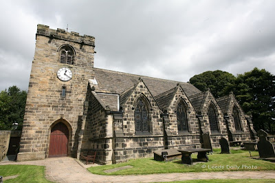 Saint Peters Parish Church Rawdon